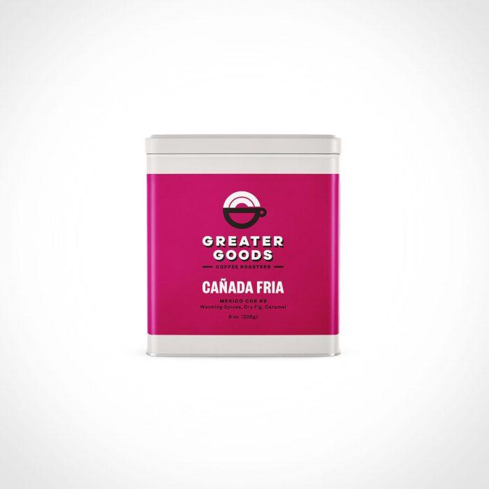 Greater Goods Cañada Fría Coffee
