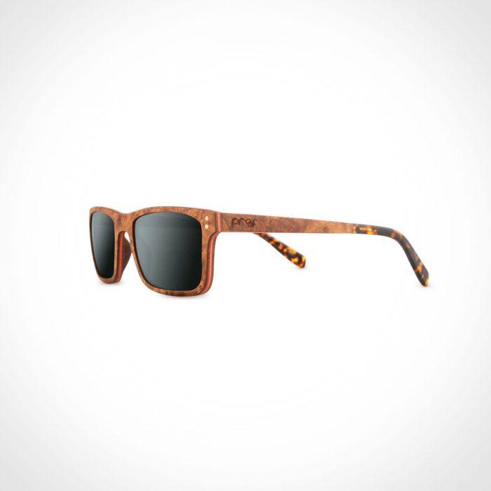 Proof Boise Wood Sunglasses