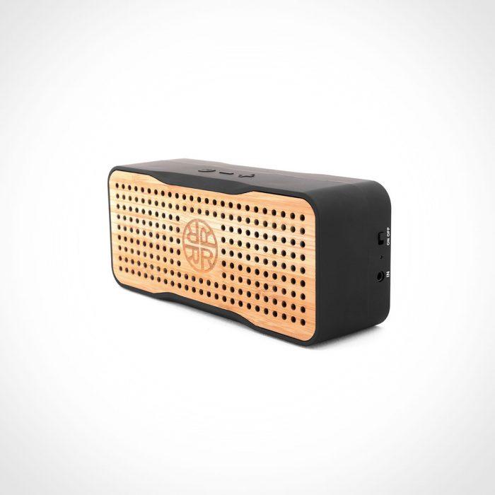 Reveal Bamboo Solar Speaker