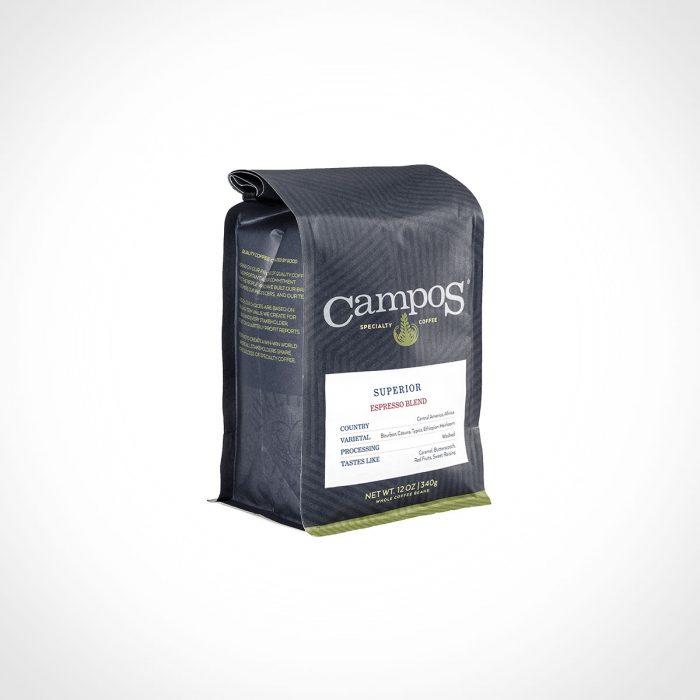 Campos Superior Espresso Blend Coffee