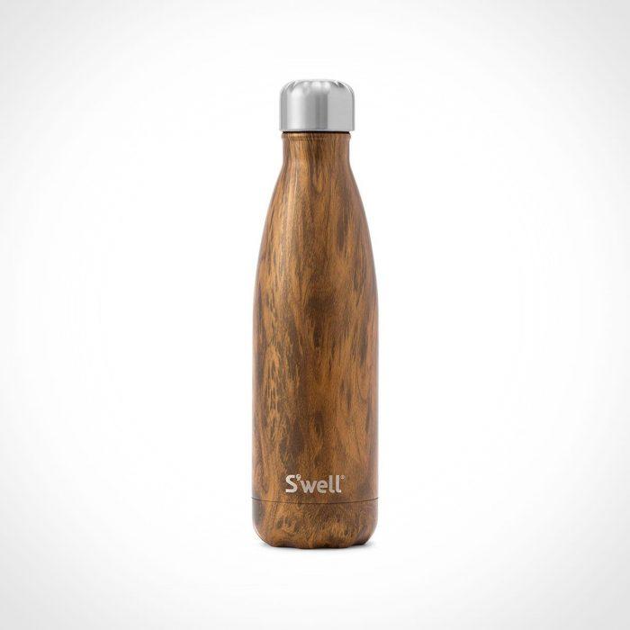 S'well Teakwood Bottle