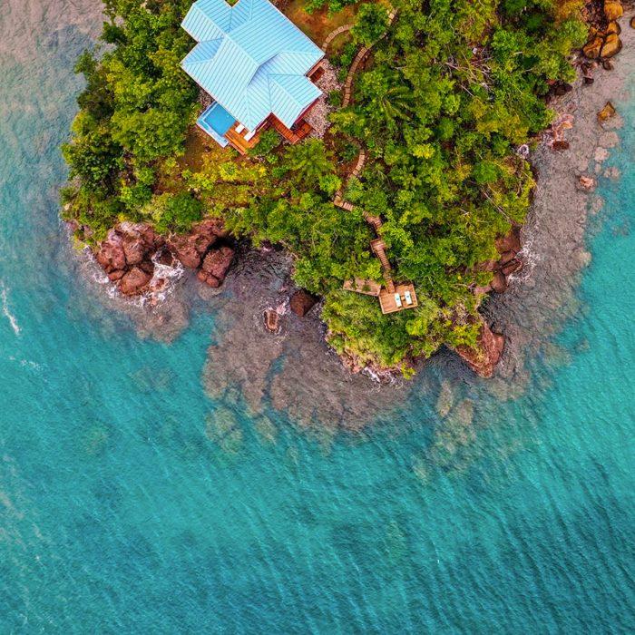 Secret Bay – Dominica, Caribbean
