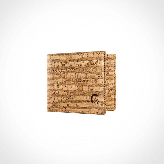 Corkor Slim Bifold Cork Wallet