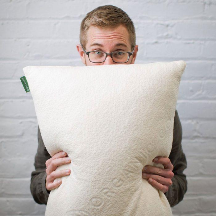 Avocado Green Pillow
