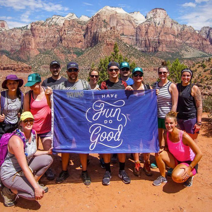 Have Fun Do Good – Volunteer Adventure Travel