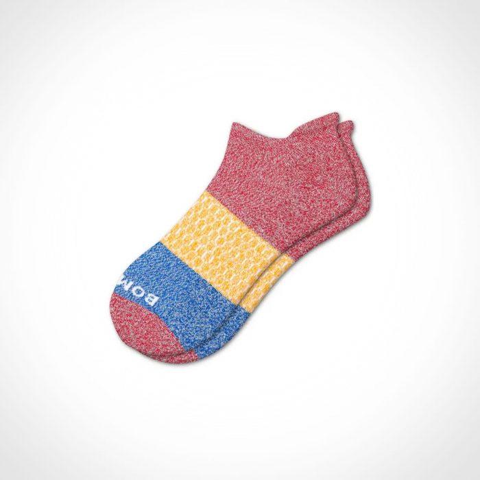 Bombas Tri-Block Ankle Sock