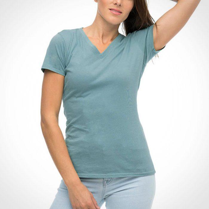 Econscious Organic Cotton V-Neck T-Shirt
