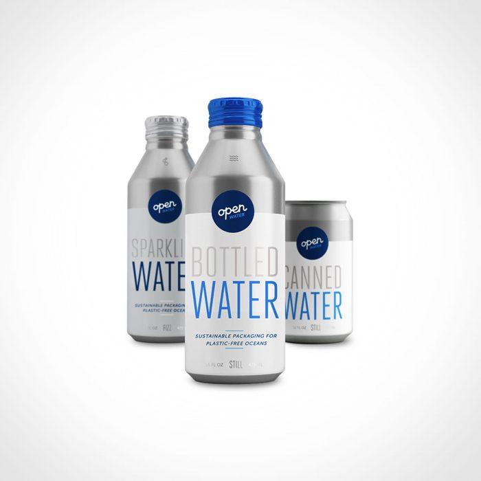 Open Water Bottled Water
