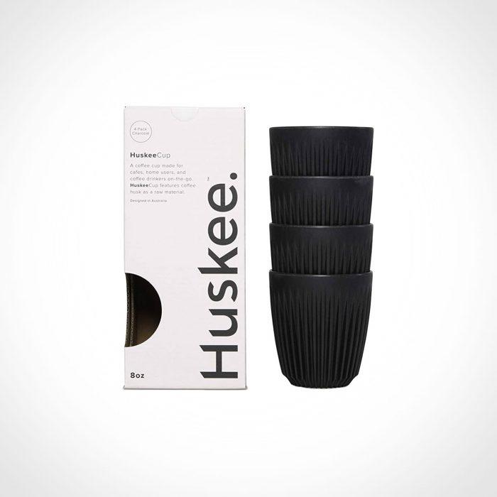 HuskeeCup Reusable Coffee Cup Set