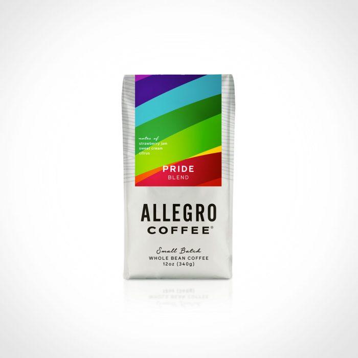 Allegro Coffee 2020 Pride Blend