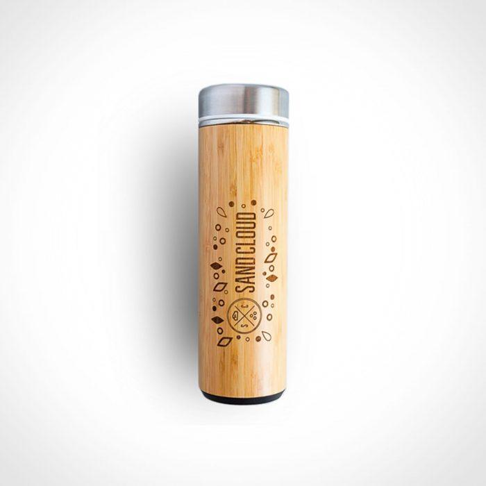 Sand Cloud Bamboo Bottle