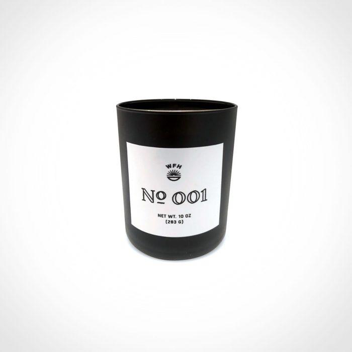 WFH No 001 Focus Candle