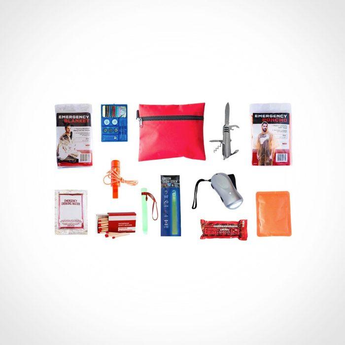 Redfora Mini Earthquake Emergency Kit