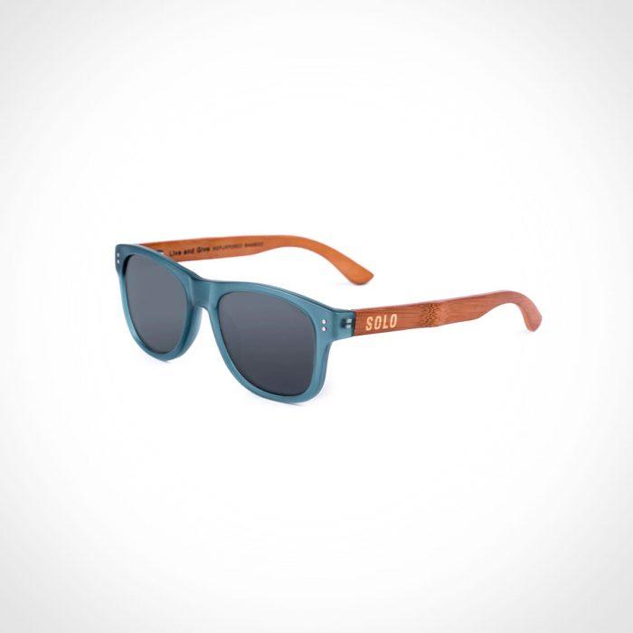 SOLO India Bamboo Sunglasses