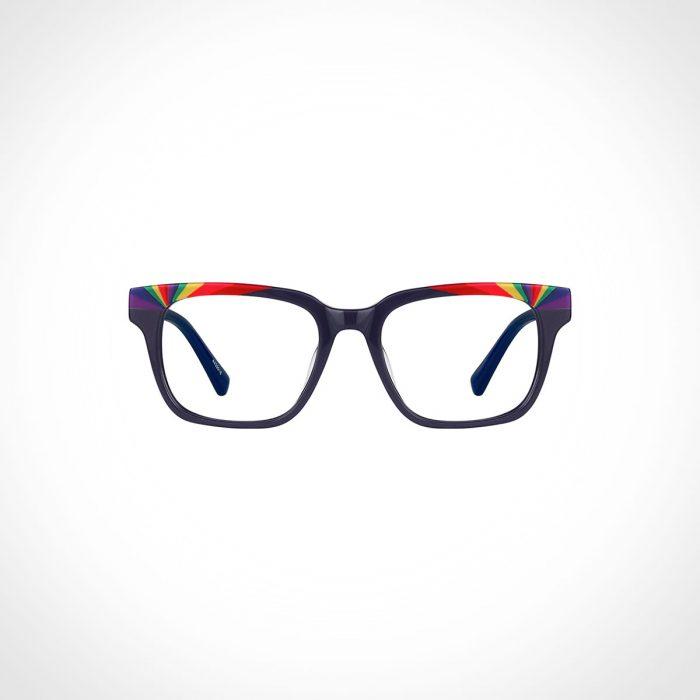 Zenni Pride Square Glasses