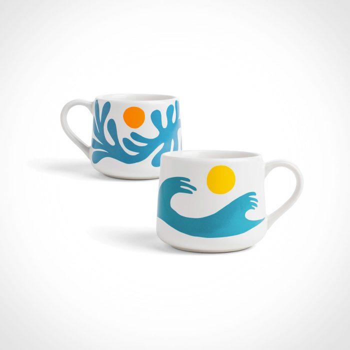 Created Co Art + Mugs Coffee Collection