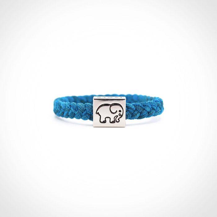 Ivory Ella Elephant Logo Bracelets
