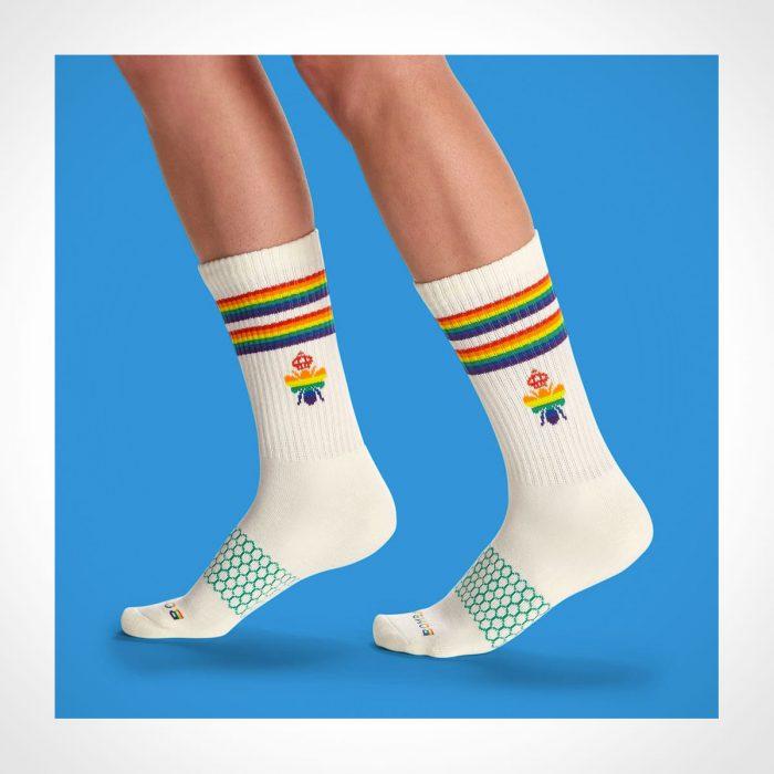 Bombas Pride Socks