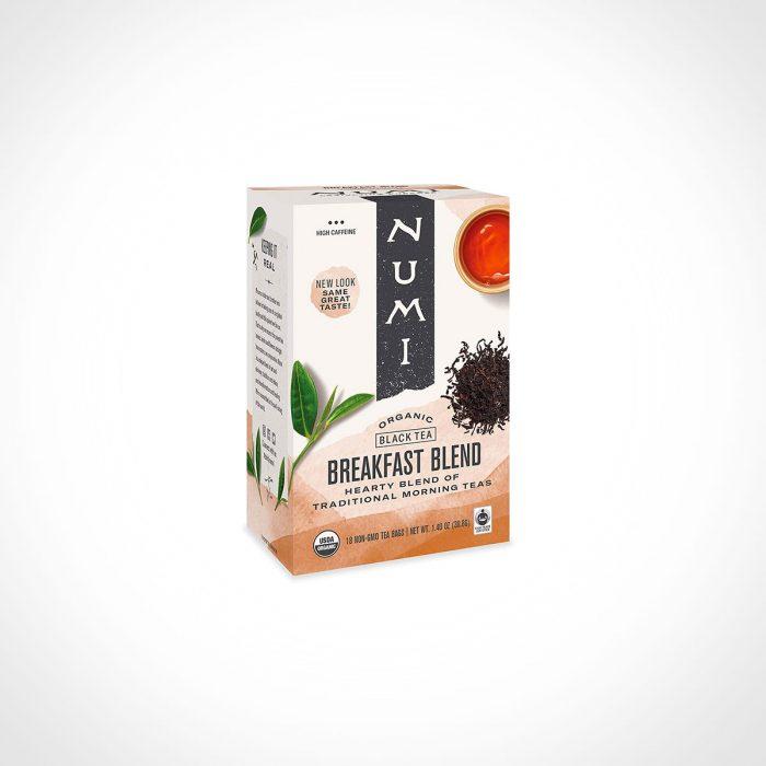 Numi Organic Black Teas