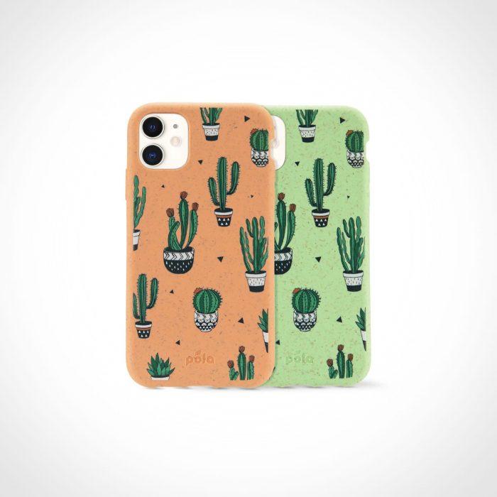 Pela Desert Flora Eco-Friendly iPhone Case
