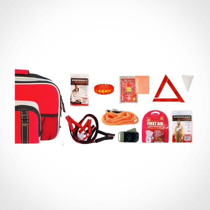 REDFORA Starter Emergency Car Kit