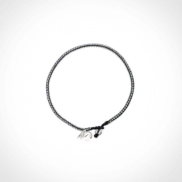 4Ocean Great White Shark Braided Bracelet