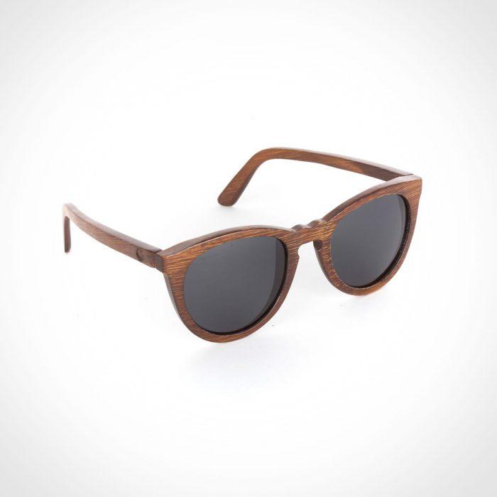 Panda Wesli Bamboo Sunglasses