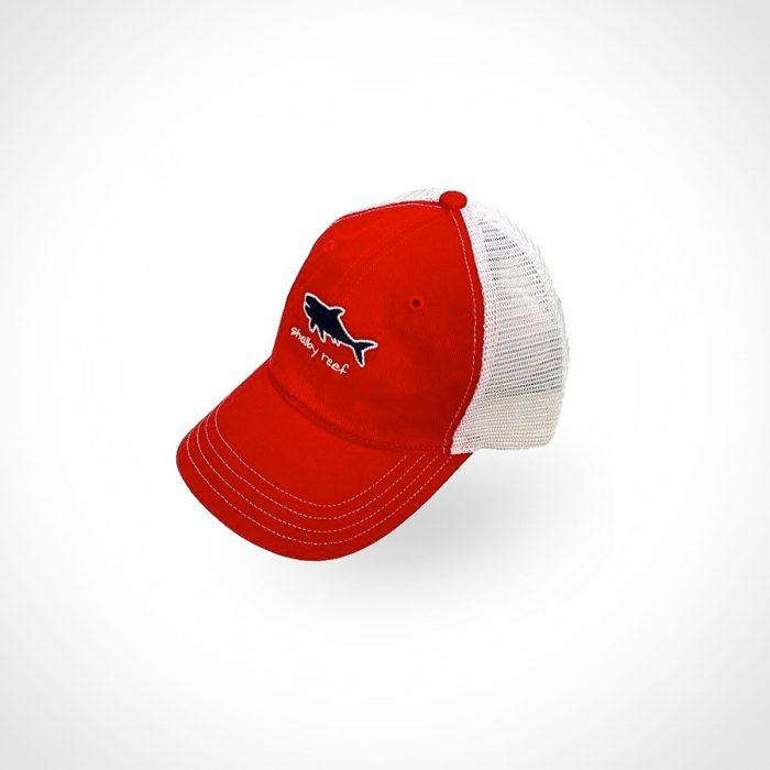 Shelby Reef Shark Trucker Hat