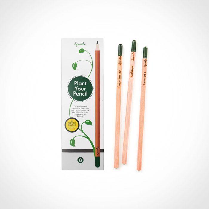 Sprout Plantable Coloring Pencils