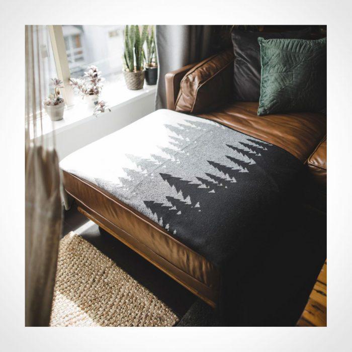 Tentree Organic Cotton Juniper Blanket