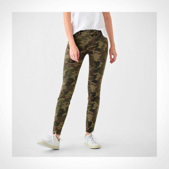 DL1961 Florence Mid Rise Instaculpt Jeans