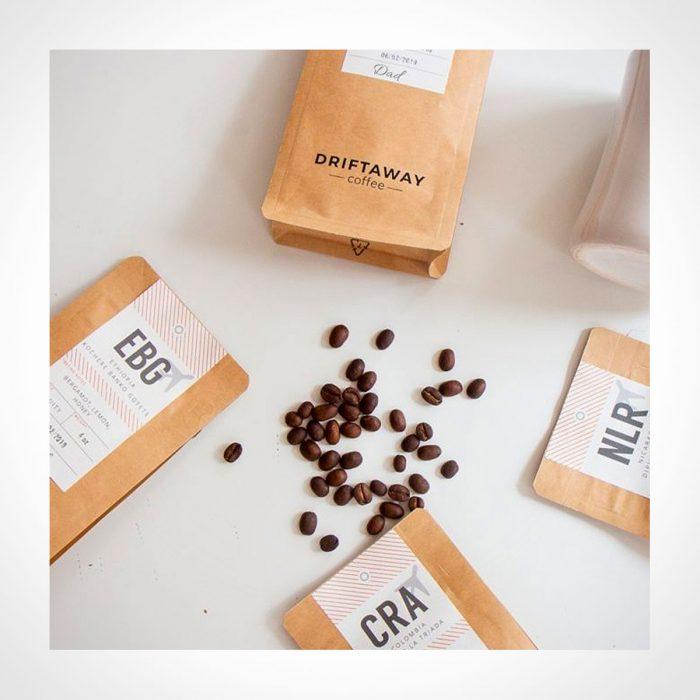 Driftaway Sustainable Coffee Subscription