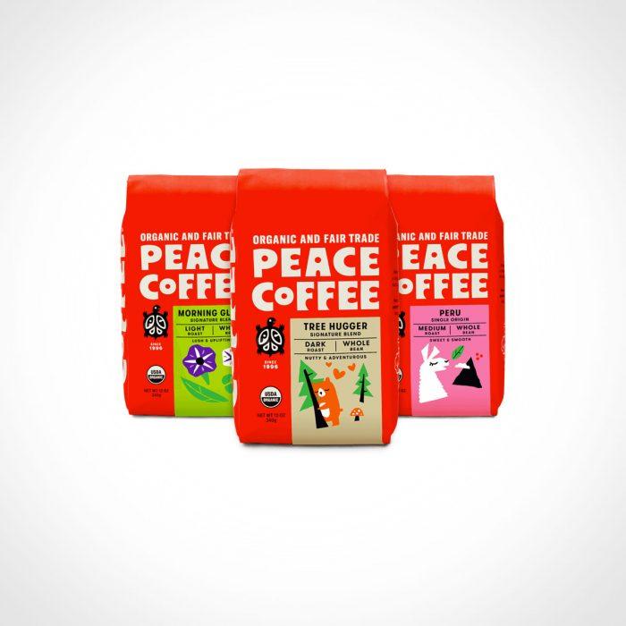Peace Coffee Organic & Fair Trade Coffee