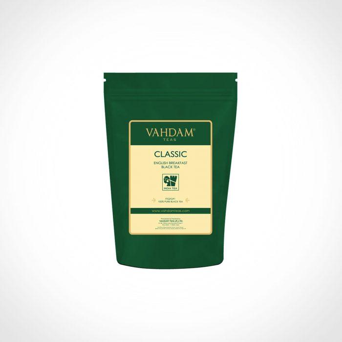 Vahdam Teas Classic English Breakfast Black Tea